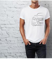 Mens premium T Shirt Audi S3 Style (multiple design options)