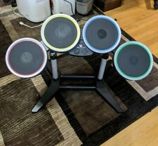 Rock Band Drums PS2/PS3 Wireless Drumset PSDMS2 NO DONGLE Harmonix
