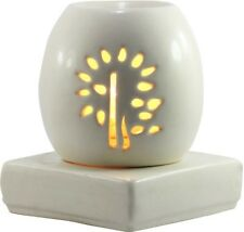 "Electric Aroma Lamp, 6"" inch round Buddha Tree, Gifts"