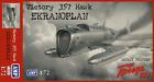 Victory 357 Hawk, Ekranoplan (Secret Project) << AMP #72-010, 1:72 scale