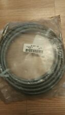 "NEW!!  Swagelok T Series SS-4BHT-120 1/4 in. 70.7"" Smooth Bore PTFE Hose, 304 SS"