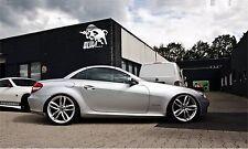 19 Zoll UA6 Alu Felgen 5x112 für Mercedes E GLA GLC GLK S SLK Klasse AMG Silber