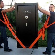 2pcs Shoulder Lifting & Moving Straps 2.7m for Carrying Furniture, Mattresses US