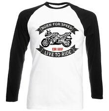 Honda CBR 600 F 1-nueva Camiseta Algodón-todos Los Tamaños En Stock