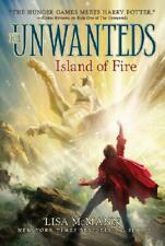 Island of Fire by Lisa McMann (author)