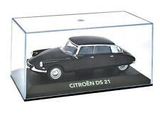 CITROEN DS 21 in Black - Voitures de Mon Pere - 1/43 scale partwork model
