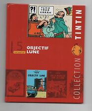 Collection Tintin Moulinsart Hachette 2010. n°5 Objectif Lune. NEUF