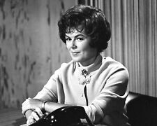 "BARBARA HALE IN THE CBS TV PROGRAM ""PERRY MASON"" - 8X10 PUBLICITY PHOTO (FB-198)"