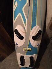 Surfbrett Surfboard Mistral 105