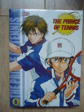 // NEUF Coffret The prince of tennis, vol. 6 MABELL DVD Manga Japanimation