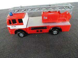 modellino camion vigili del fuoco pompieri Dickie toys