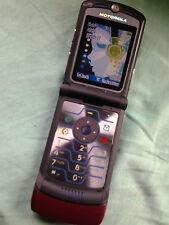 Motorola  RAZR V3i - Wein - Rot