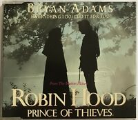 ROBIN HOOD : PRINCE OF THIEVES - [ CD MAXI PROMO ]