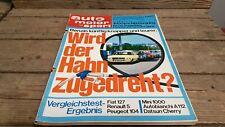 auto, motor und sport 12/1973