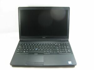 "Dell Latitude 5580 15.6"" Laptop 2.40 GHz i5-6300U 8GB RAM (Grade C)"