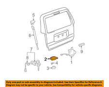 Genuine Toyota 76801-35420 Door Garnish Sub Assembly