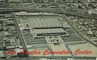 (U)  Los Angeles, CA - Bird's Eye View of Convention Center and Surroundings