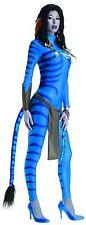 Secret Wishes Avatar Neytiri Costume, Blue, Large (10/14) Halloween NEW WOMENS