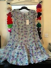 Monsoon Polyester Floral Women's Round Neck Dresses