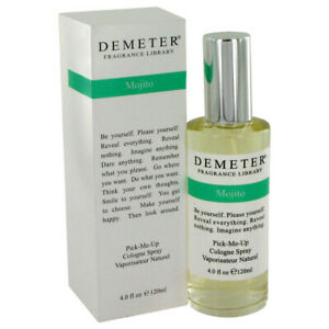 Demeter Mojito by Demeter Cologne Spray 4 oz for Women