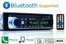 Car Stereo Player Bluetooth Radio Phone Aux-In Mp3 Fm/Usb/1 With Remote Control