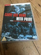 CARVE HER NAME WITH PRIDE ( DVD ) SPECIAL EDITION. Virginia McKenna. .