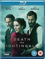 DEATH and NIGHTINGALES  BLU-RAY [DVD][Region 2]