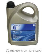 Motoröl Opel GM 5W-30 1942003 93165557 Longlife dexos2 5 Liter 5L Original