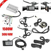 Electric E-bike Scooter Brushless Motor Speed Controller Parts 36/48V 350/1500W