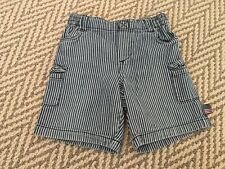 Boys Engineer Shorts Size 3T