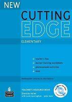 New Cutting Edge: Elementary: Teacher's Resource Book, Good Books