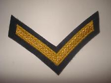 RAF Lance Corporal Chevron Rank Mess Dress 1 Bar