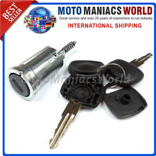 OPEL VAUXHALL ASTRA F G CORSA B C COMBO B C Van Ignition Lock Barrel & Keys NEW