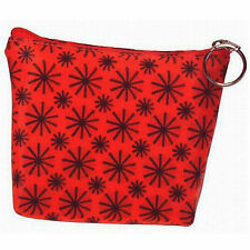 Lenticular Universal Purse Bag Black Spinning Wheels Red #R-008R-PAVIA#