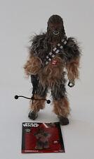 Star Wars Episodio VII Chewbacca interattiva Deluxe Action Personaggio FX Sound 44cm