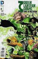 Green Lantern Corps #1 Edge of Oblivion DC Comics 1st Print 2016 Unread NM