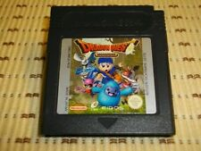 Dragon Quest Monsters para gameboy color y Advance