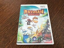 Jeu Nintendo wii fra Rayman origins