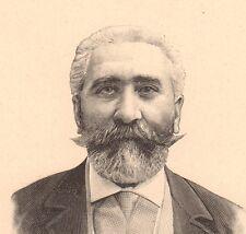 Portrait José María de Heredia Poésie Poète La Fortuna Santiago de Cuba