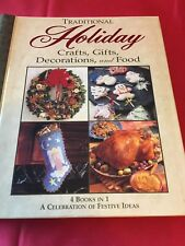 Crafts Traditional Holiday Craft Gifts Decorations Gifts Spirial Hard Cover
