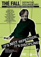 THE FALL - IT'S NOT REPETITION,IT'S DISCIPLIN  DVD NEU