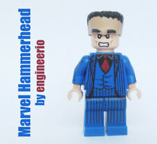 LEGO Custom Hammerhead Marvel super heroes minifigures