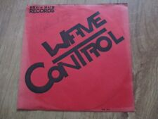 Vinyl7 Wave Control America RARE German Press 1982 signiert sehr gut