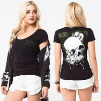 Metal Mulisha Ladies MCMXCIX Tee Size S