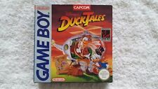 NINTENDO GAME BOY -  DUCK TALES (BOXED 2)