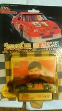 1992 Racing Champions 1/64 Davey Allison Stock Car W Card & Display Stand