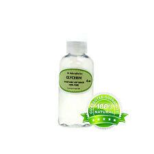 4 Oz Glycerine (Glycerin), Usp Grade, Vegetable Pure