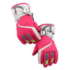 Waterproof Gloves Kids New Ski Warm Anti-slip Winter Snow Outdoor Thermal Sports