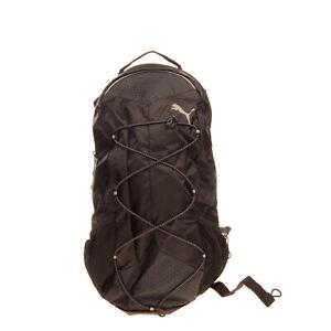 PUMA Backpack 12.5L Water Resistant Lightweight Sternum Strap Zip Closure