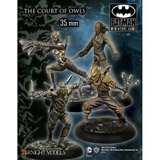 Knight Models BNIB The Court of Owls K35DC086
